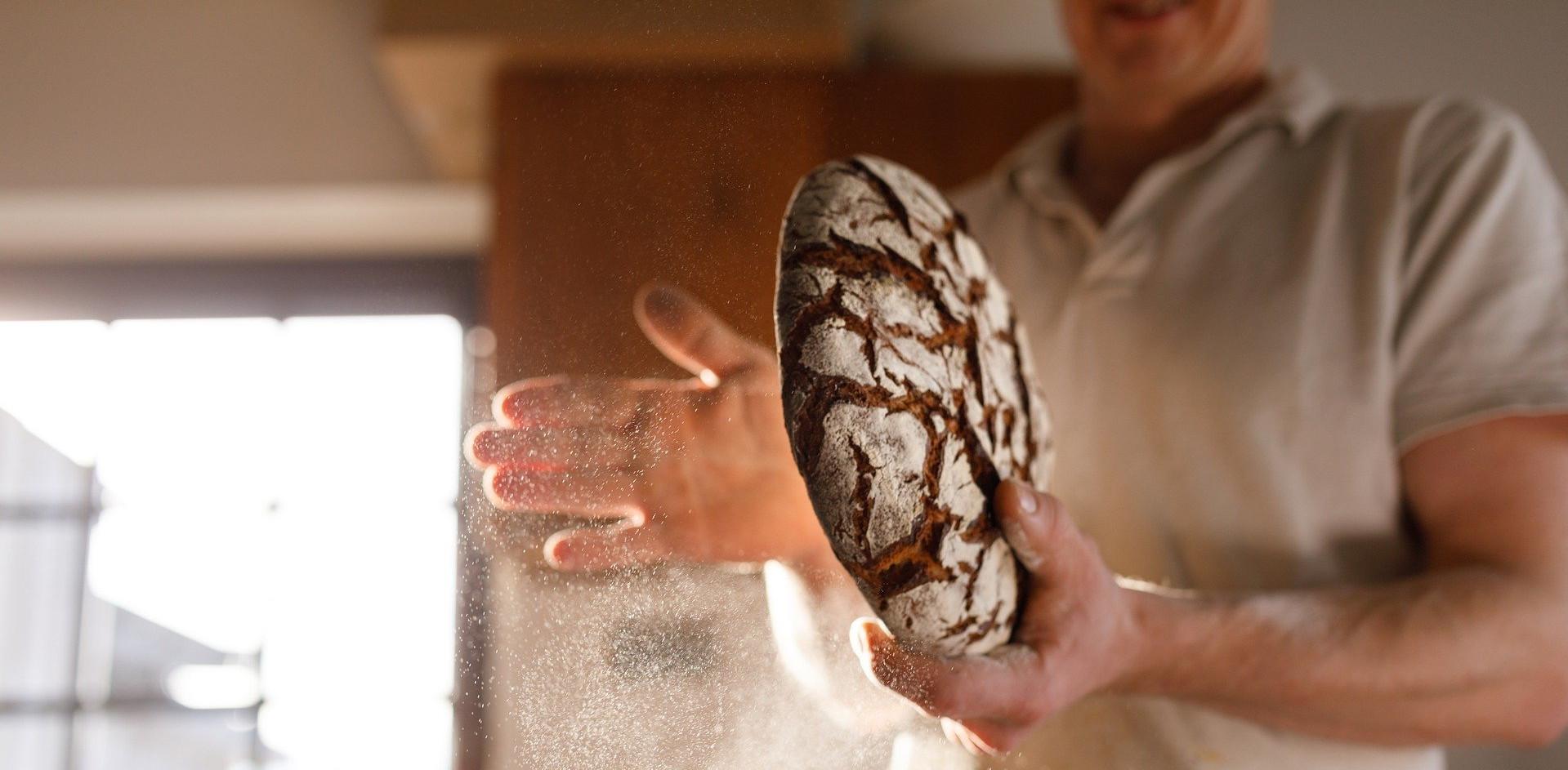 Online Werbung Bäcker