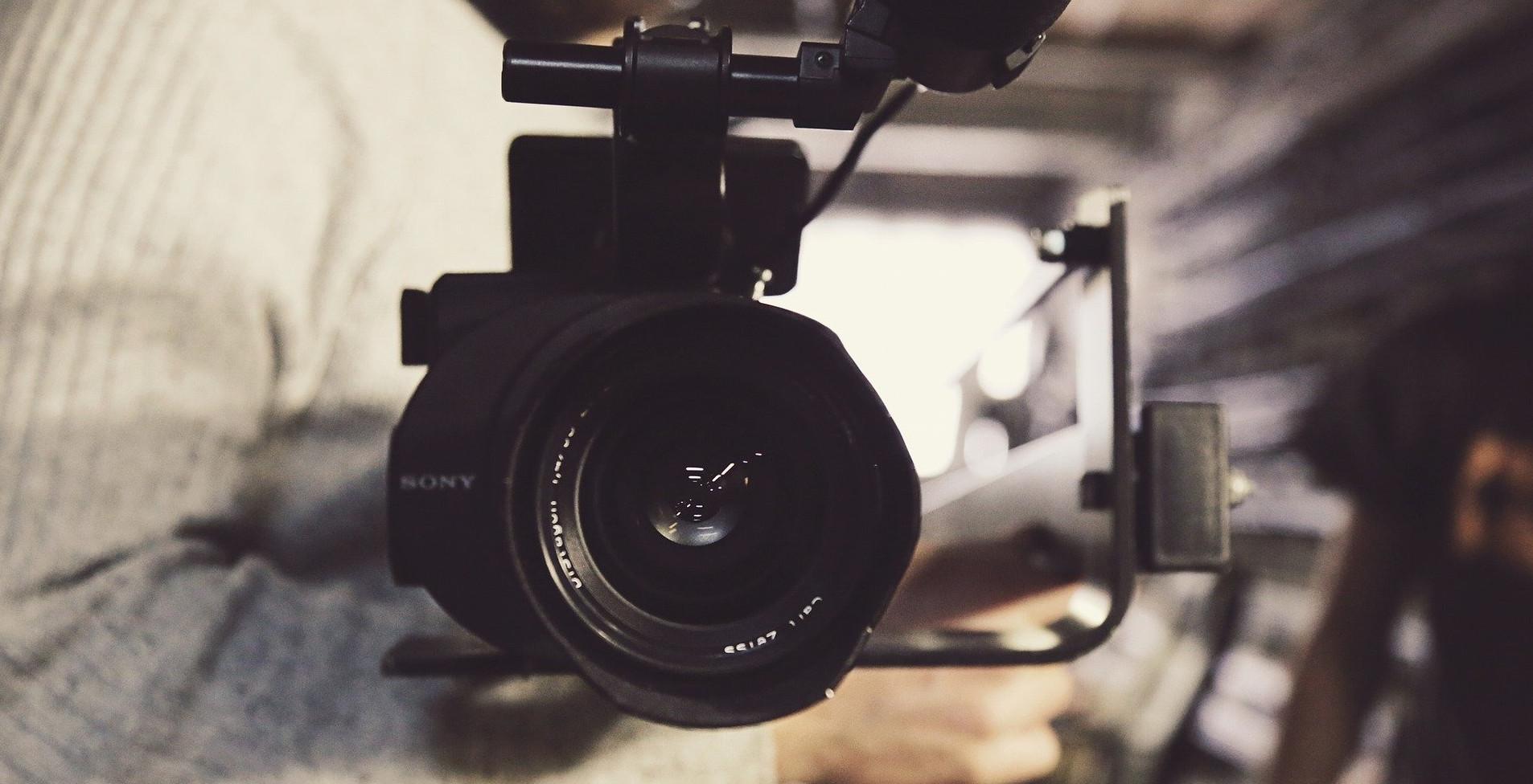 Internetwerbung Filme- und Videoeditoren