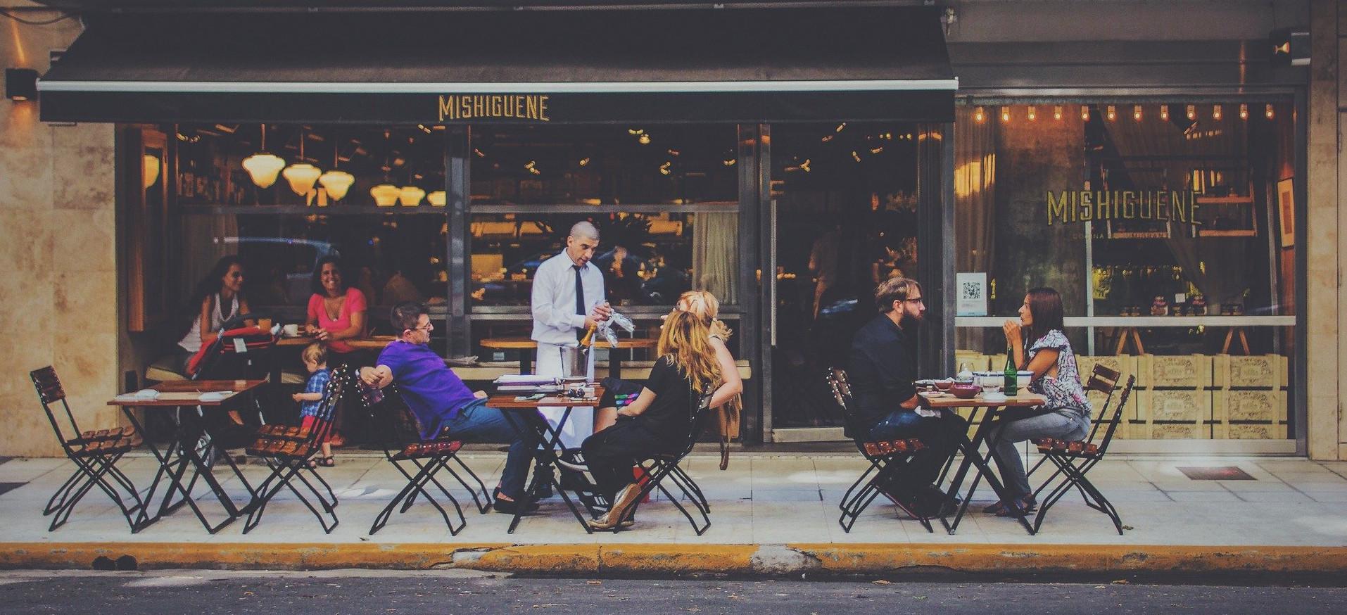 Online Marketing Restaurants